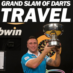 Image for - TRAVEL - Grand Slam of Darts at Aldersley Leisure Village