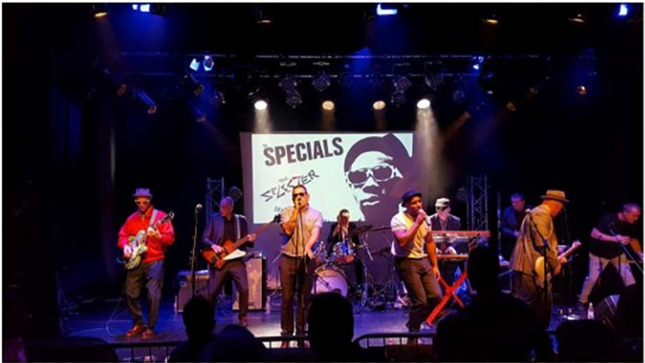 Image for - The Specials Limited UK Tour 2020 at The Slade Rooms