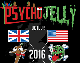 Image for - Psychostick & Green Jelly at The Slade Rooms