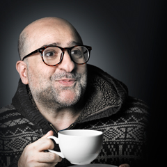 Image for - Omid Djalili: Schmuck For a Night at Wulfrun Hall