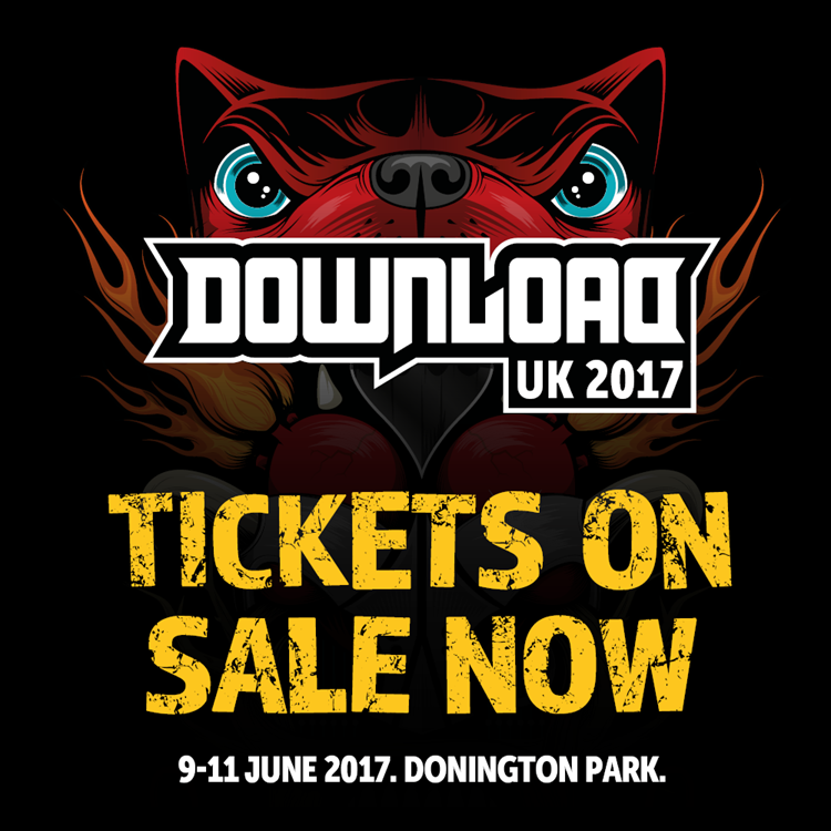 Image for -  Download Festival - Early Bird... at Donnington Park