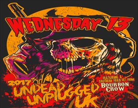 Image for - Wednesday 13 at The Slade Rooms