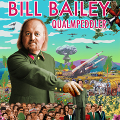 Image for - Bill Bailey - Qualmpeddler at Civic Hall