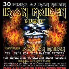 Image for -  Iron On Maiden - POSTPONED UNTIL... at The Slade Rooms