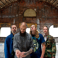 Image for - Baroness plus Royal Thunder at The Slade Rooms