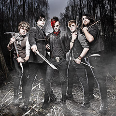 Image for - Fearless Vampire Killers at The Slade Rooms
