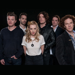 Image for -  Anathema 'Satellites Over Europe... at The Slade Rooms