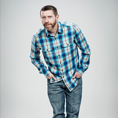 Image for - Dave Gorman - Work In Progress at The Slade Rooms