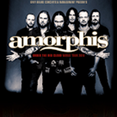 Image for - Amorphis at The Slade Rooms
