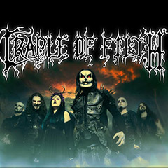 Image for - Cradle of Filth at Wulfrun Hall