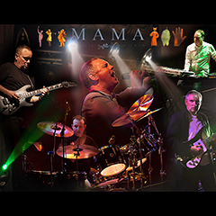 Image for - Mama - Tribute To Genesis at The Slade Rooms