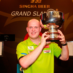Image for - Singha Grand Slam of Darts at Civic Hall