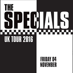 Image for - The Specials at Civic Hall