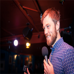 Image for - Alun Cochrane at The Slade Rooms