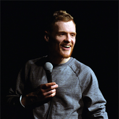 Image for -  Andrew Lawrence: Happy Accident... at The Slade Rooms