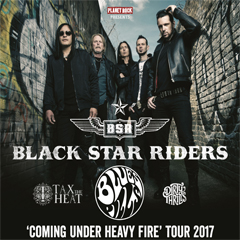 Image for - Black Star Riders at Wulfrun Hall
