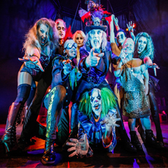 Image for -  Circus Of Horrors - Voodoo... at Wulfrun Hall