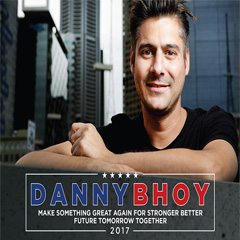 Image for -  Danny Bhoy - Make Something Great... at The Slade Rooms