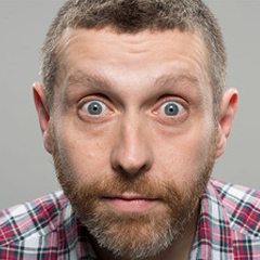 Image for -  Dave Gorman - With Great Comes... at Aldersley Leisure Village