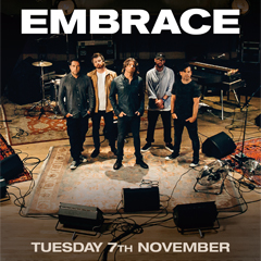 Image for - Embrace at The Slade Rooms