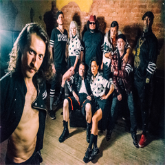 Image for -  Gogol Bordello Plus Lucky Chops... at Wulfrun Hall