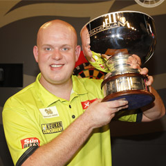Image for - Grand Slam Of Darts at Civic Hall