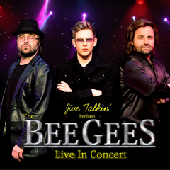 Image for - Jive Talkin (Bee Gees Tribute) at Wulfrun Hall