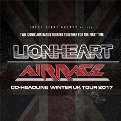 Image for - Lionheart And Airrace at The Slade Rooms