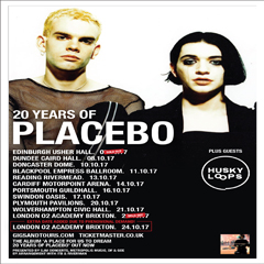 Image for - Placebo at Civic Hall