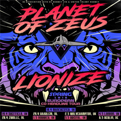 Image for - Planet Of Zeus and Lionize at The Slade Rooms