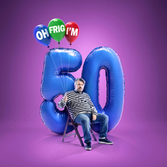 Image for - Richard Herring - Oh Frig I'm 50! at The Slade Rooms