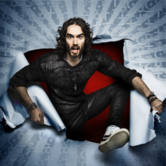 Image for - Russell Brand - Re: Birth at Civic Hall