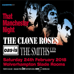 Image for - That Manchester Night at The Slade Rooms