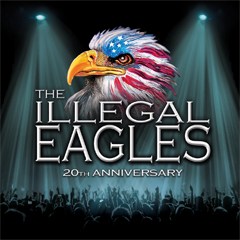 Image for - The Illegal Eagles at Civic Hall