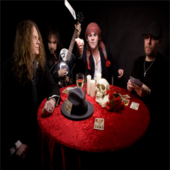Image for - The Quireboys at The Slade Rooms