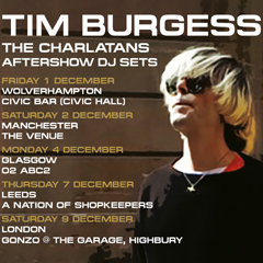 Image for - Tim Burgess - Aftershow DJ Set at Civic Hall Bar