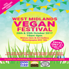 Image for - West Midlands Vegan Festival at Wulfrun Hall