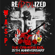 Image for -  W.A.S.P. - 25th Anniversary of The... at Wulfrun Hall