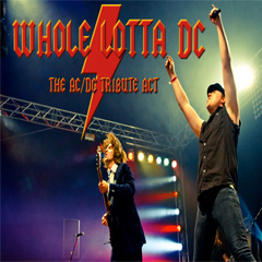 Image for - Whole Lotta DC at The Slade Rooms