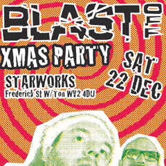 Image for - Blast Off Xmas Party at Starworks