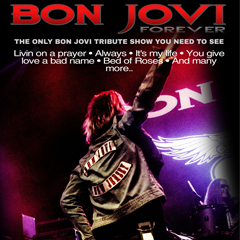Image for - Bon Jovi Forever -  'One wild night tour 2018/19' at The Slade Rooms