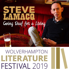Image for - Steve Lamacq - Going Deaf For A Living at The Slade Rooms