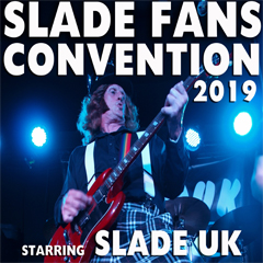 Image for - Slade Fans Convention at The Slade Rooms