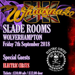 Image for -  Whitesnake UK   Electric Circus... at The Slade Rooms