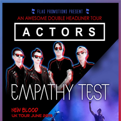 Image for - Actors & Empathy Test at The Slade Rooms
