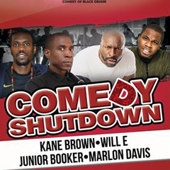 Image for - COBO (Comedy Of Black Origin) Comedy Shutdown at The Slade Rooms