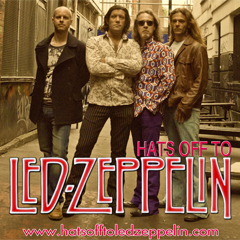 Image for - Hats Off To Led Zeppelin at The Slade Rooms