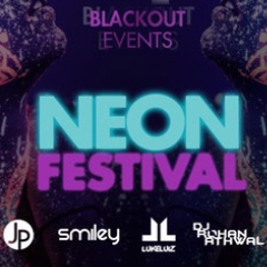 Image for - Blackout Events Neon Festival at The Slade Rooms
