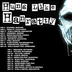 Image for - Punk Runs Wild with Hung Like Hanratty at The Slade Rooms
