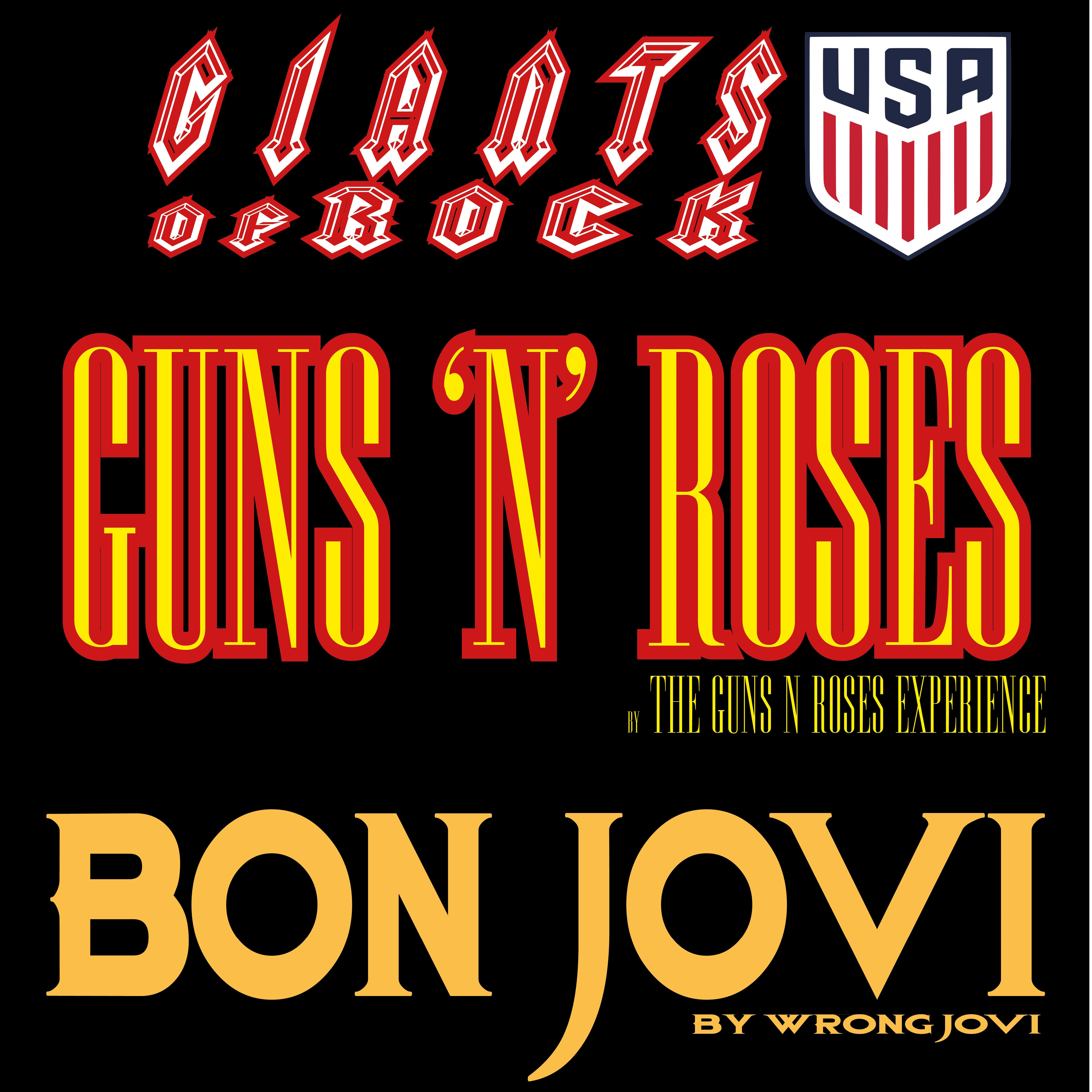 Image for - The Guns N'Roses Experience and Wrong Jovi at The Slade Rooms